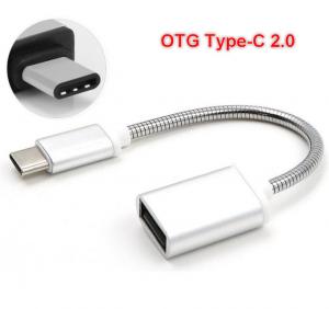 Cáp OTG Type-C to USB 2.0
