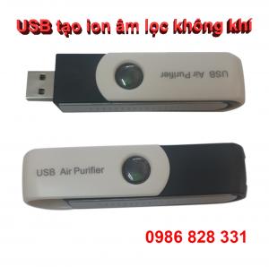 USB tạo ION âm lọc không khí