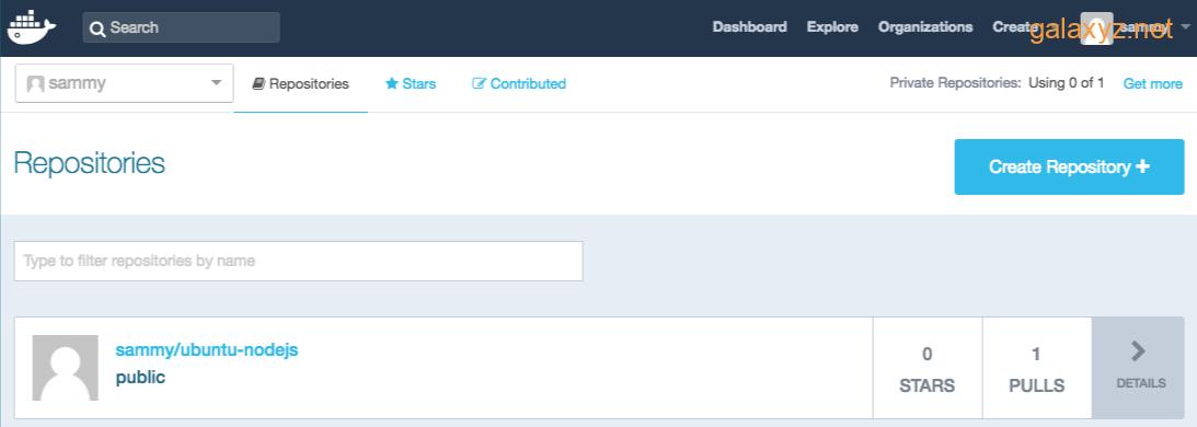 Danh sách  Docker image  mới trên Docker Hub