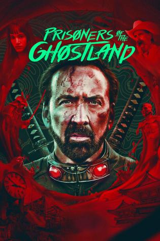 Prisoners of the Ghostland 2021 - Tù Nhân Của Vùng Đất Ma Quái
