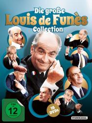 Louis De Funes Collection ()