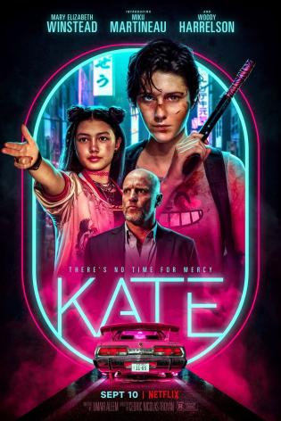 Kate 2021 - Nữ Sát Thủ Kate