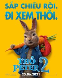 Peter Rabbit 2: The Runaway 2021 Thỏ Peter 2: Cuộc Trốn Chạy