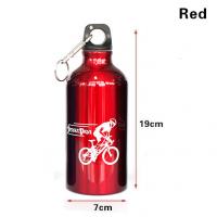 Bình nhôm đựng nước 550ml cho xe đạp thể thao