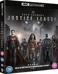 Zack Snyders Justice League 2021 Zack Snyders Liên Minh